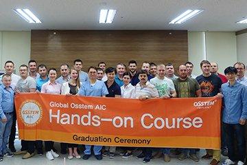 Мастер-класс по дентальной имплантологии в Сеуле