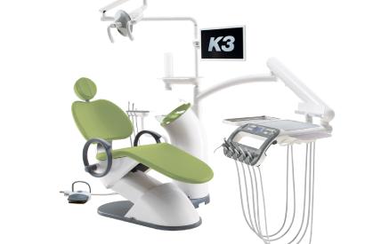 Стоматологическая установка K3 зеленый