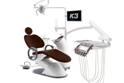 Стоматологическая установка K3 коричневый
