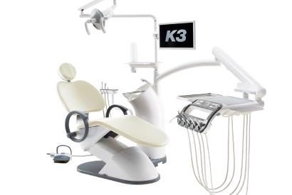 Стоматологическая установка K3 слоновая кость