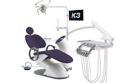 Стоматологическая установка K3 фиолетовый