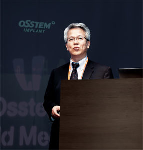 Обращение президента Osstem Implant