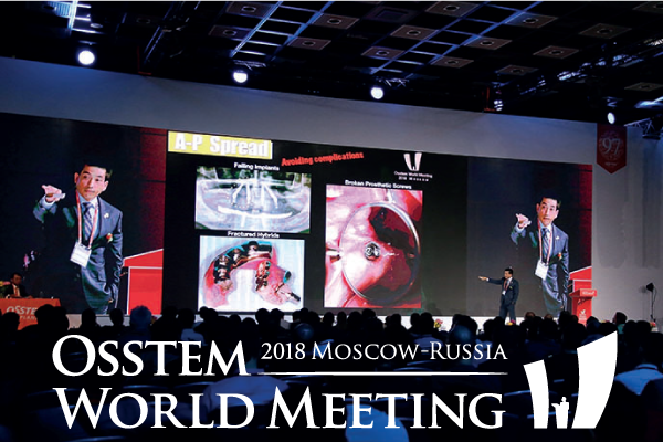Видео-отчет конференция Osstem World Meeting 2018 Moscow
