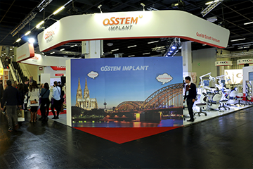 Osstem Exhibition Germany 2019